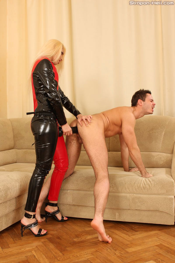 Young Mistress Feet Slave
